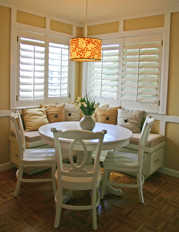 1000 Images About The Sunny Breakfast Nook On Pinterest Breakfast Nooks Nooks And Benches